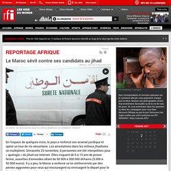 Le Maroc sévit contre ses candidats au jihad