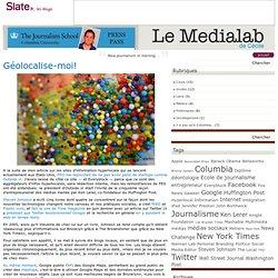 Le Medialab de Cécile » Géolocalise-moi!