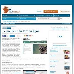 Le meilleur du FLE en ligne