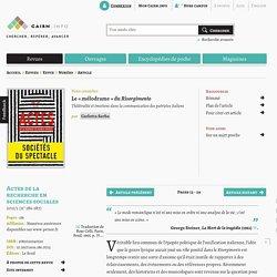 Le «mélodrame» du Risorgimento