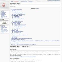 Le Miarouteur - VlmWiki