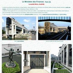 Quartier Bercy Paris 12è