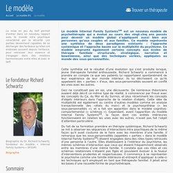 Le modèle - IFS Association