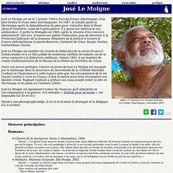 Le Moigne, José