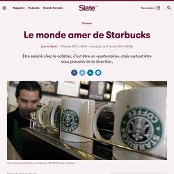 Le monde amer de Starbucks