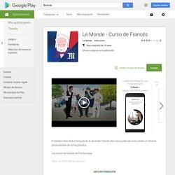 Le Monde - Curso de Francés
