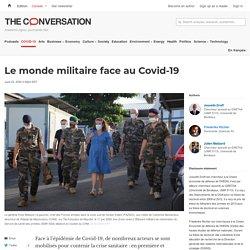 Le monde militaire face auCovid-19