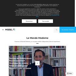 Le Monde Moderne par Le Monde Moderne
