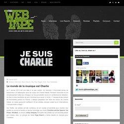 Le monde de la musique est Charlie