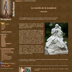Le monde de la sculpture