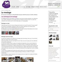 Le moulage - Manufacture de moulage