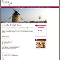 Le Moulin de Migé - Yonne - Guide de Migé