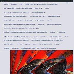 Le mouvement dans l'art – Arts Plastiques