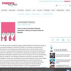 Le mouvement féministe