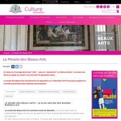Le Musée des Beaux-Arts de Marseille
