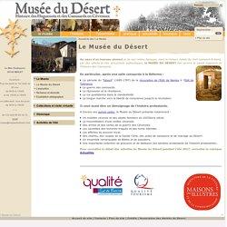 Le Musée du Désert - Le Musée du Désert