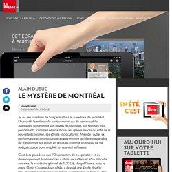 Le mystère de Montréal