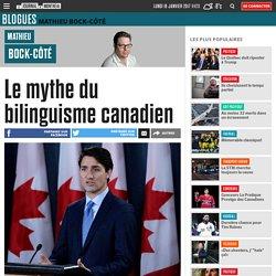 Le mythe du bilinguisme canadien