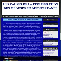 Le mythe de Méduse et des Gorgones