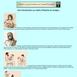 Le mythe d'Orphée en Images