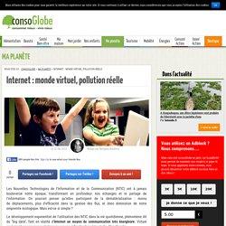 Le nuage de pollution d'Internet