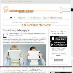 Le numérique en classe