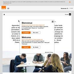 Le numérique, les MOOC et moi... - orange.com