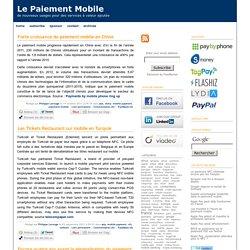 Le Paiement Mobile: asia