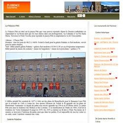 Le Palazzo Pitti de Florence