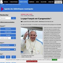 Le pape François est-il progressiste ?