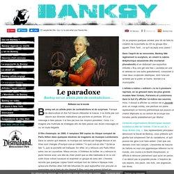 Banksy Art - Le paradoxe