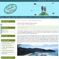 Le parc Abel Tasman en une journée