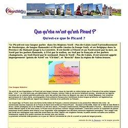Le Patois du Nord-Pas de Calais