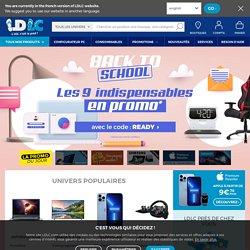 Le PC NUC sur ldlc.com