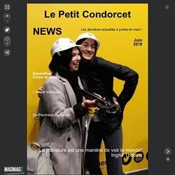 Le Petit Condorcet n°15- journal du collège Condorcet