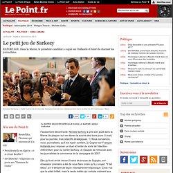 Le petit jeu de Sarkozy