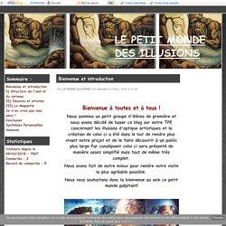 LE PETIT MONDE DES ILLUSIONS -