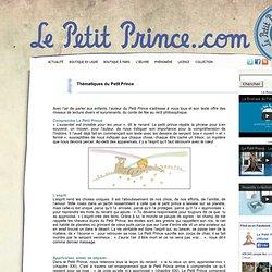 Thématiques du Petit Prince