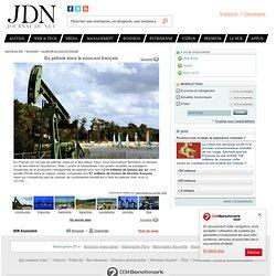 Le pétrole du sous-sol français