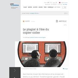 Le plagiat à l'ère du copier-coller