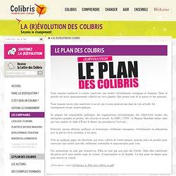 Le plan des Colibris