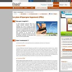 Le plan d'épargne logement (PEL)