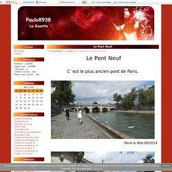 Le Pont Neuf - Paulo8938