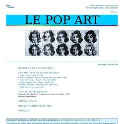 Le Pop Art Centre Pompidou
