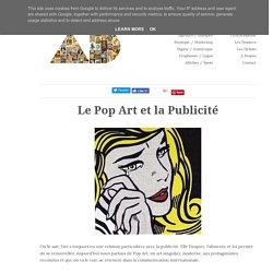 Le Pop Art et la Publicité