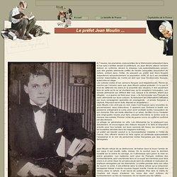 Le prefet Jean Moulin
