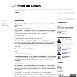 Piment du Chaos