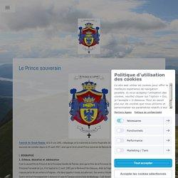 Le Prince souverain - Site de principautedelochaber !