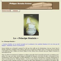 Le principe feminin
