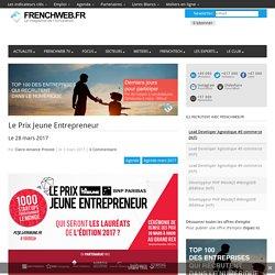 Le Prix Jeune Entrepreneur